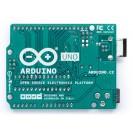 Плата микроконтроллера Arduino Uno Rev3 (оригинал Италия)