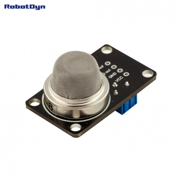 MQ-8 - датчик водорода RobotDyn
