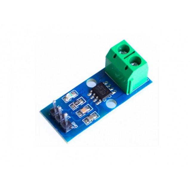 Датчик тока ACS712 для Arduino 30А