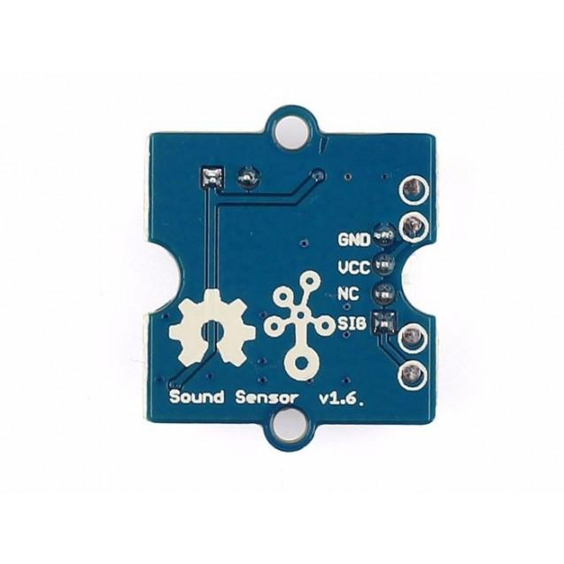 Датчик звука (Grove - Sound Sensor v1.6)