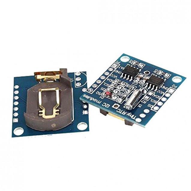 Модуль часов реального времени DS1307 для Arduino